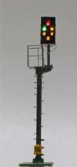 Krois-Modell KS1018, KS-cut signal 1: 120 right, with caution