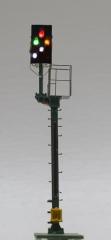 Krois-Modell KS1021, KS multi-section signal 1: 120 left, with jogging signal
