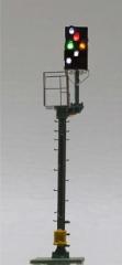 Krois-Modell KS1023, KS multi-span signal 1: 120 right, shift signal, shortened braking distance