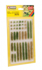 Noch 07125, Grass Tufts &#8220light and dark green&#8221
