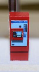 Krois-Modell KM6041, 2x ÖBB ticket Machine