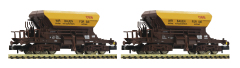 Fleischmann 852502, 2 pcs. Talbot ballast wagon set, ÖBB (infrastructure)