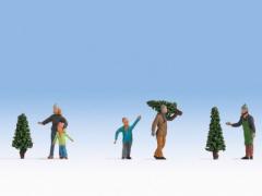 Noch 36927, Christmas tree sale