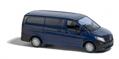 Busch 51107, Mercedes Vito panel van, blue