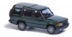 Busch 51901, Land Rover Discovery, green
