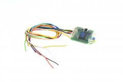 Zimo MX671, Funktionsdecoder MX671, mit 7 Kabeln