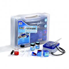 Revell 39199, Revell 39199, Airbrush Basic Set with Compressor