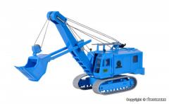 Kibri 11265, H0 MENCK excavator with shovel