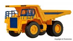 Kibri 11660, H0 KOMATSU dump truck HD 785-5