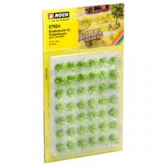Noch 07024, Grasbüschel Mini-Set XL &#8220Feldpflanzen&#8221